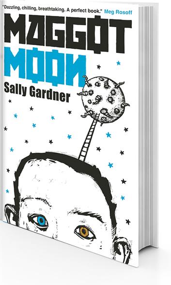 Maggot Moon book cover