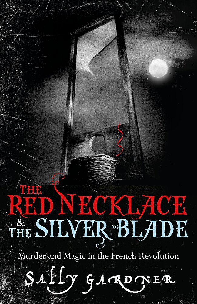 red-necklace-silver-blade